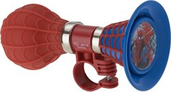 Marvel Kids' Spider-Man 3-D Webbed Bicycle Horn