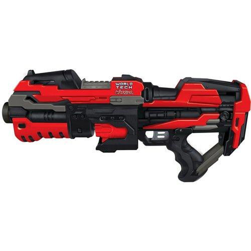 World Tech Toys Warrior Renegade Motorized Rapid-Fire Dart Blaster
