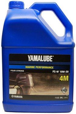 Yamalube® 4M 10W-30 1-Gallon Marine Motor Oil