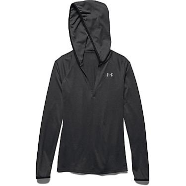 1271668 Under Armour Women/'s UA Tech Long Sleeve Hooded Shirt