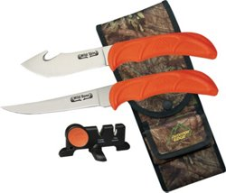 Outdoor Edge Wild-Bone Hunting Combo Knife Set