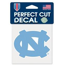 WinCraft University of North Carolina Perfect Cut Color Decal