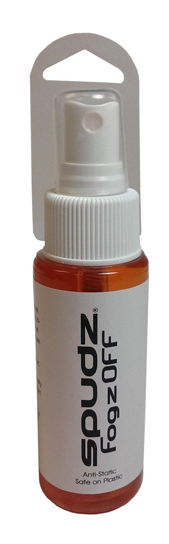 Display product reviews for Spudz Fogz Off 2 oz. Antifog Solution