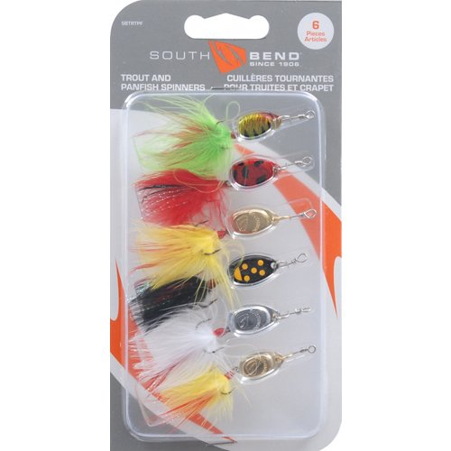 South Bend Trout and Panfish Spinner Kit