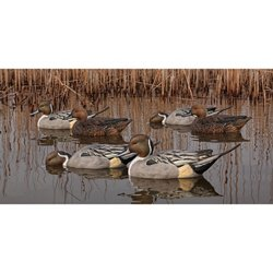 Topflight Pintail Duck Decoys 6-Pack