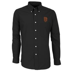 Men's San Francisco Giants Dynasty Long Sleeve Button Down Shirt