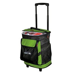 Logo™ Seattle Seahawks Rolling Cooler