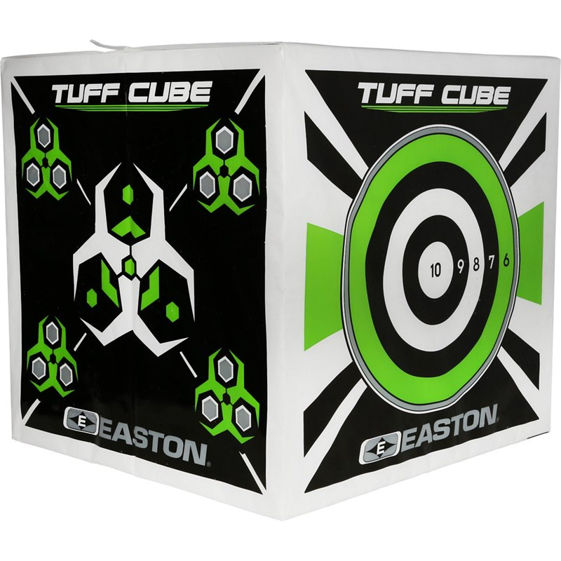 EASTON Tuff Cube Archery Target – Targets at Academy Sports