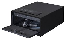 Stack-On Quick-Access Safe with Electronic Lock