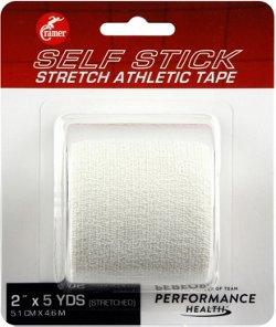 """Cramer 2"""" Self-Stick Stretch Athletic Tape"""