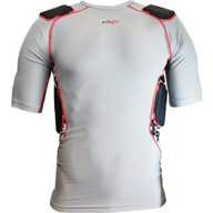 Riddell™ Kids' Power Recon 5-Piece Integrated Shirt