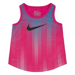 Nike Girls' Swoosh Dri-FIT A-Line Tank Top