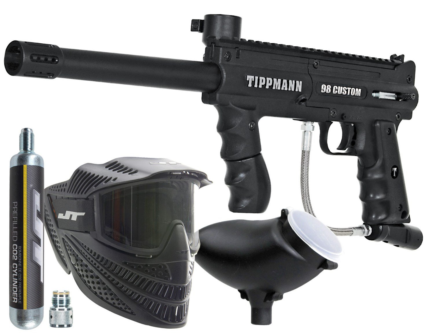b685e2ec558a3 Display product reviews for Tippmann 98C Paintball Marker Powerpack