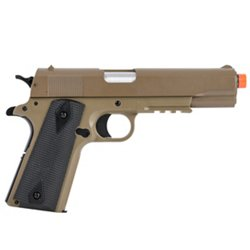 6mm Caliber Airsoft Spring Pistol