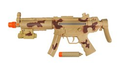Maxx Action Tactical Toy Machine Gun