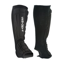 Century Adults' Martial Armor Shin Instep Guards