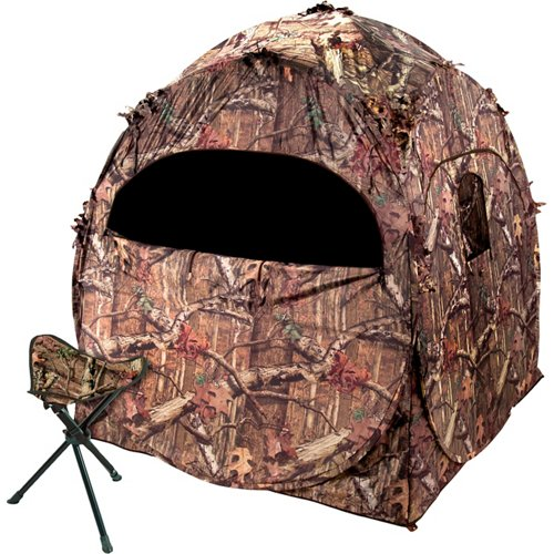 Ameristep™ Doghouse Blind with Tripod Stool