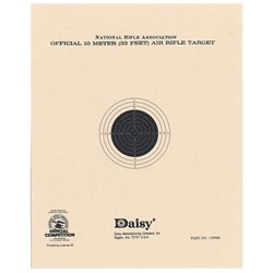 Daisy® 10 m Paper BB Targets 50-Pack