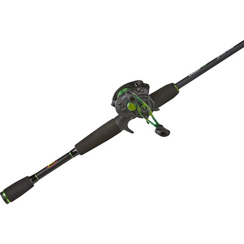 Lew's® Laser TXS 6'6' MH Freshwater Baitcast Rod and Reel Combo