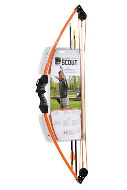 Bear Archery Youth Scout Compound Bow Set