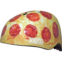 Youth Pizza Party Bicycle Helmet