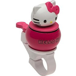 Bell Hello Kitty 3-D Bicycle Bell