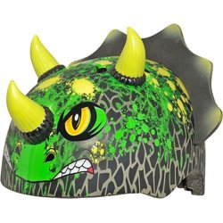 Toddlers' T-Chopz Triceratops Bicycle Helmet