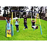 Metal Playsets Metal Swing Sets Teeter Totter Monkey Bar Academy
