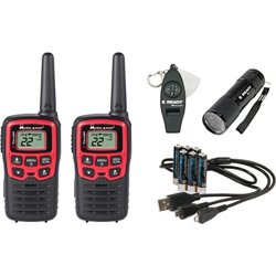 Midland™ E+READY 2-Way Radio Kit