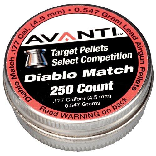 Daisy® Avanti Diablo Match .177 Caliber Pellets
