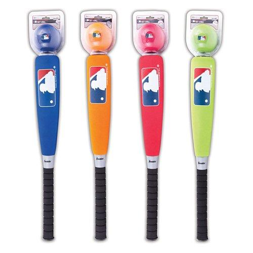 Franklin MLB Oversize Foam Bat and Ball Set