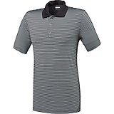 1b29301dc Men s Golf Mini Stripe Tru-Wick Short Sleeve Polo Shirt