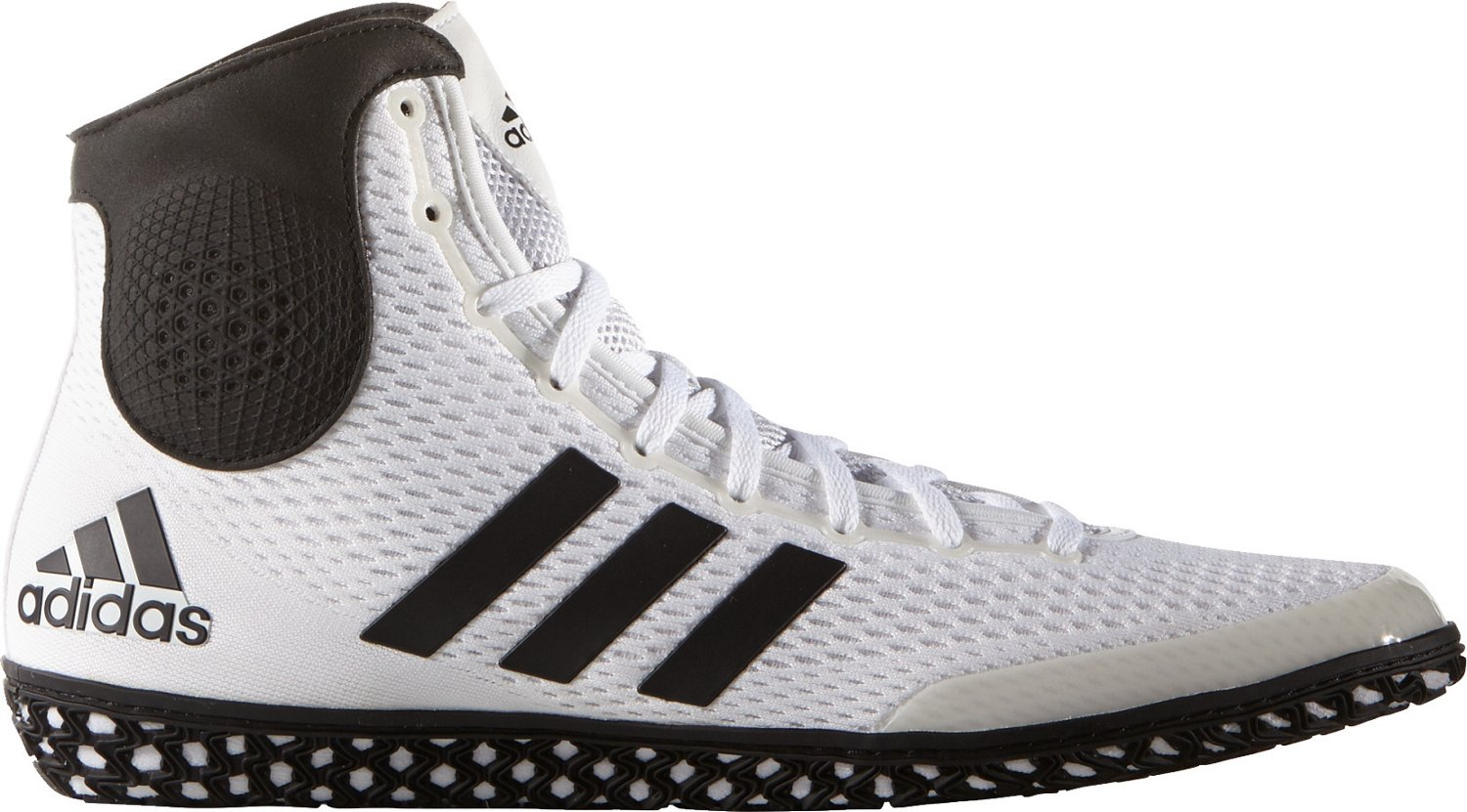 adidas Men's Tech Fall Wrestling Shoes - view number 3