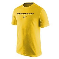 Nike™ Men's University of Southern Mississippi Logo T-shirt
