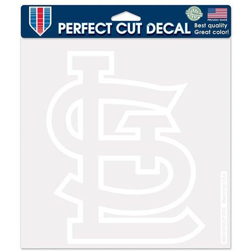 WinCraft St. Louis Cardinals Perfect Cut Decal