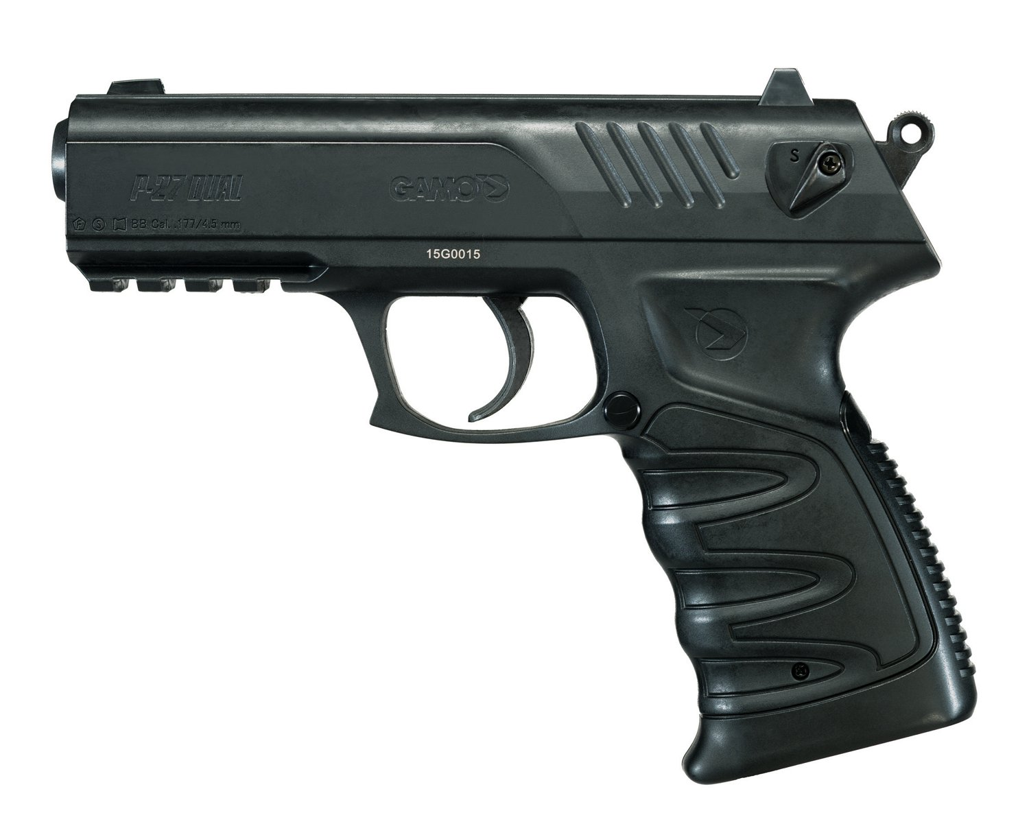 Gamo P-27 .177 Caliber Air Pistol