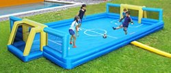 Sportspower Inflatable Soccer Court