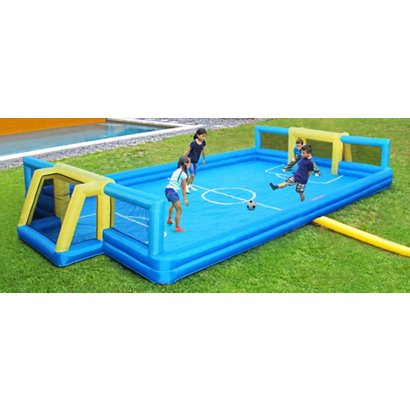 7ede54ada83b6 Sportspower Inflatable Soccer Court | Academy