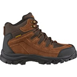 Men's Iron Force Steel Toe Hiker II Lace Up Work Boots