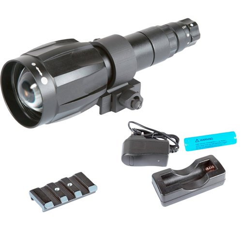 Armasight Detachable X-Long Illuminator with Accessory Kit