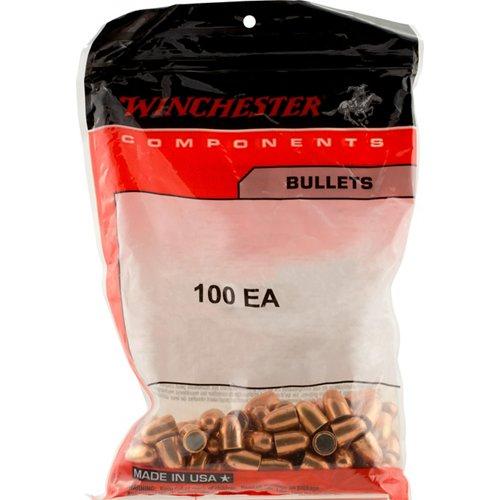 Winchester Full Metal Jacket Centerfire Handgun Bullets