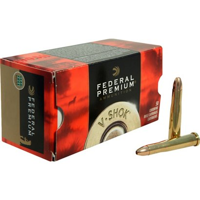 federal premium v shok 22 wmr tnt hollow point rimfire ammunition