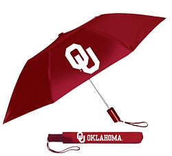 Storm Duds Adults' University of Oklahoma Automatic Folding Umbrella