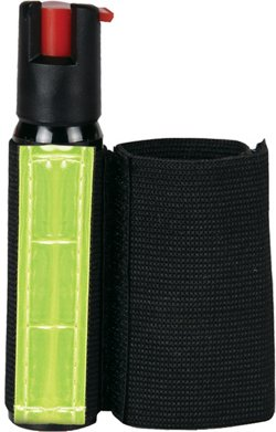 SABRE Duathlete Pepper Spray with Adjustable Arm Band