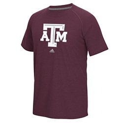 adidas Men's Texas A&M University Logo Ultimate T-shirt