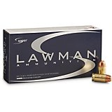 Speer Lawman .45 GAP 200-Grain Centerfire Handgun Rounds