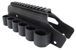 TacStar Mossberg Rail Mount with Sidesaddle