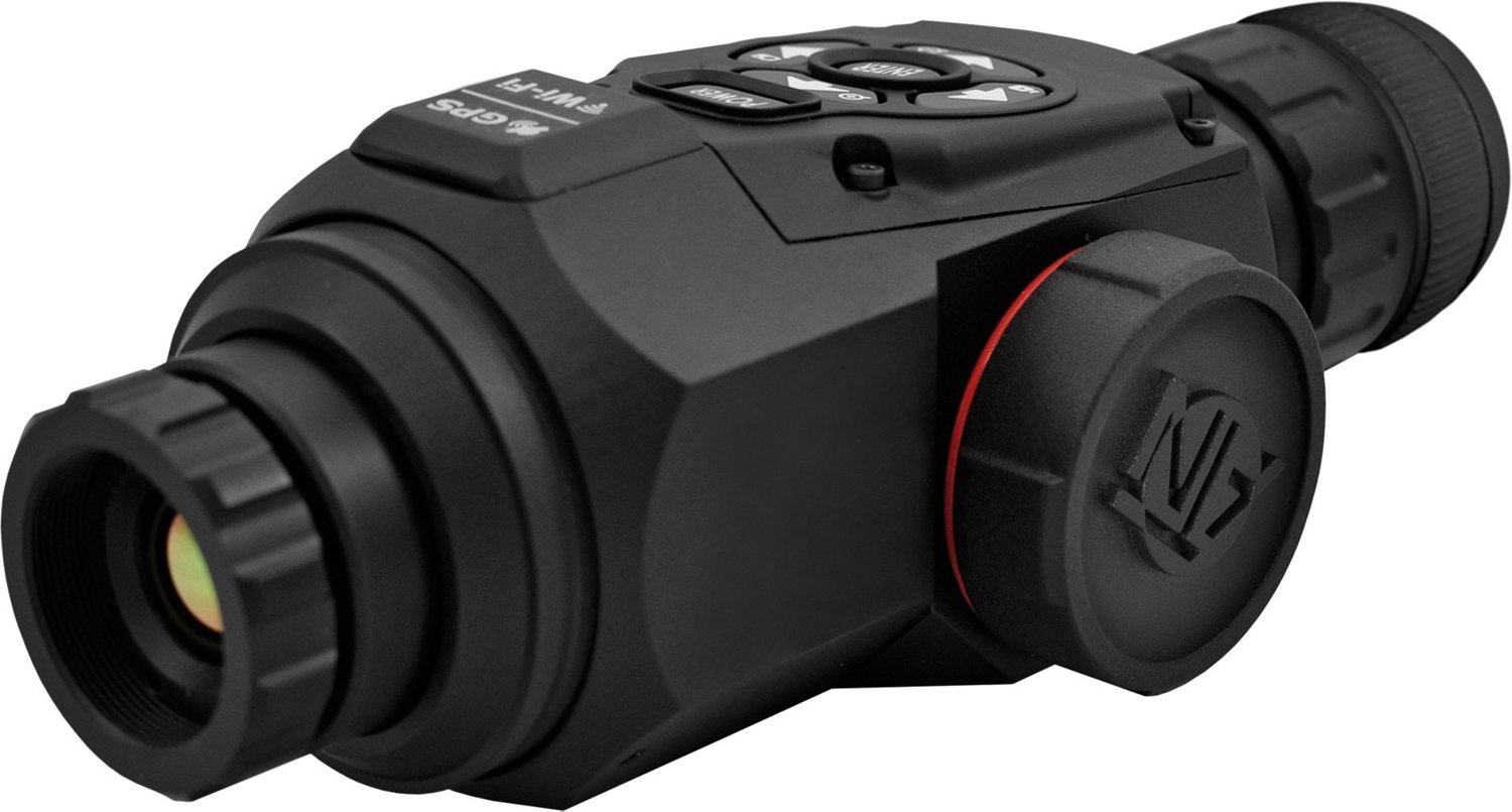 ATN OTS Smart HD 1.25 - 5 x 19 Thermal Monocular - view number 3