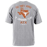 We Are Texas Men's University of Texas 40 Acres Road Sign T-shirt