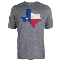 We Are Texas Men's University of Texas Flag State T-shirt
